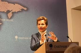 Christiana Figueres Olsen, photo credit Wikimedia.