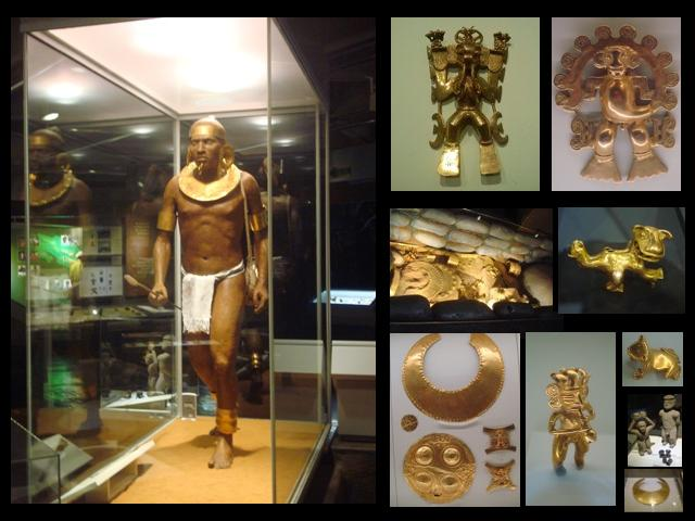 Pre Columbian Art Gold Museum, San Jose, Costa Rica. Photo credit Wikipedia.