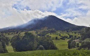 Parque Nacional Volcán Turrialba (ejemplo)
